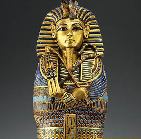 King Tut Was Mummified With An Erect Penis