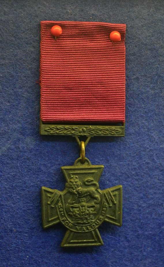Victoria Cross Medals Are Made From Chinese Cannons