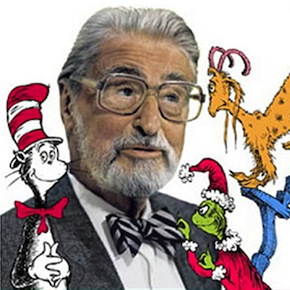 Dr. Seuss's First Book Was Rejected 27 Times