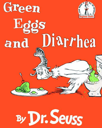 Green Eggs And Ham Was Written Because Of A Bet